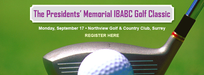 The Presidents' Memorial IBABC Golf Classic - Register Here